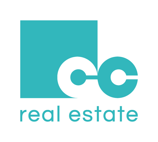 CC Real Estate Logo Mobilnvaigation